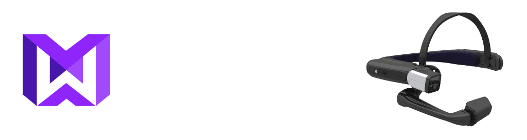 Realwear glasses used for video assistance