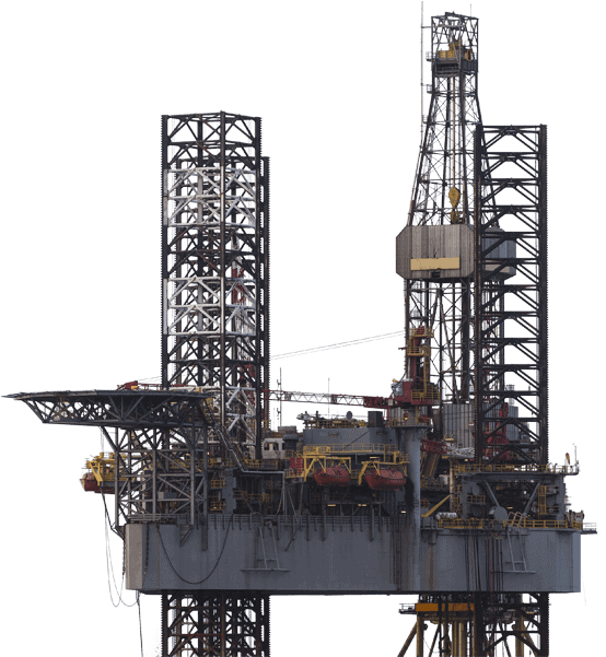 Oil & Gas Energy - Off-shore platform