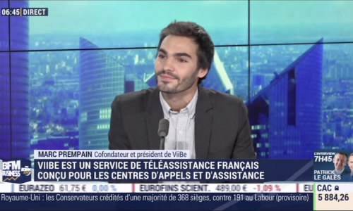 ViiBE co-founder Marc on BFM